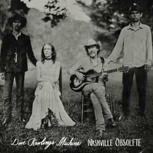 Dave Rawlings Machine cover